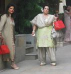 Guests arriving at Aishwarya Rai Bachchan's baby shower