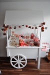 Our handmade Vintage Victorian cart